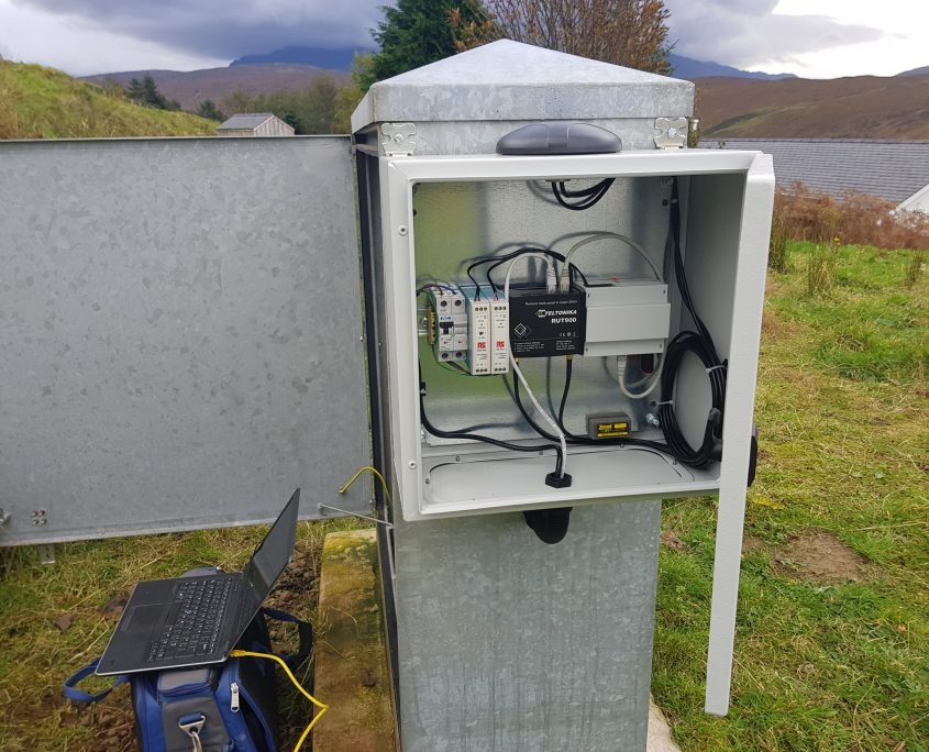 External Reality Inverness Remote Technology Design and Installation