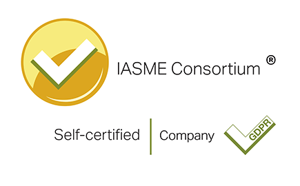 IASME GDPR selfcert badge